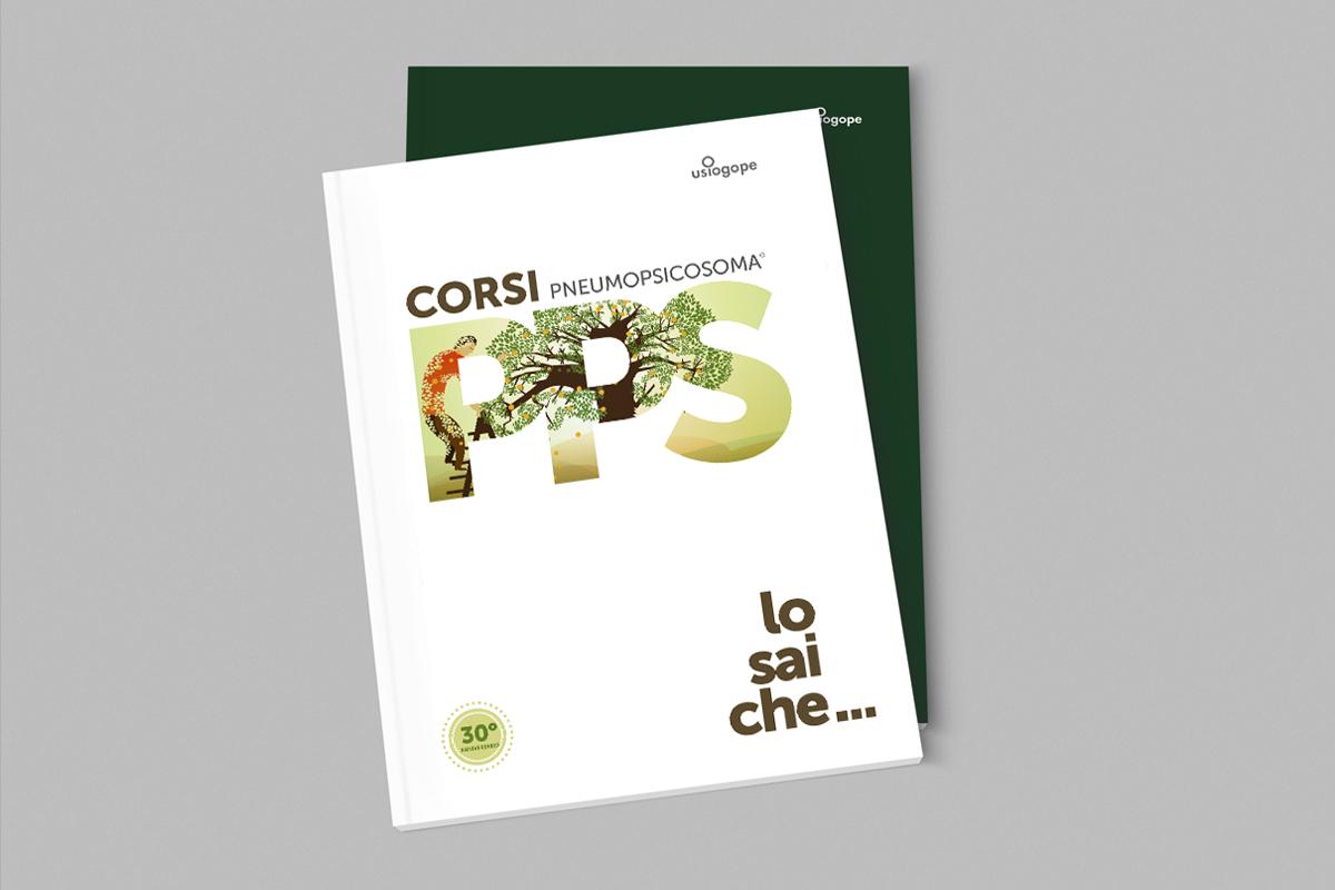 Usiogope Calendario.Ideazione Del Logo E Brochure Dei Corsi Pps By Morettibarbiero